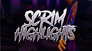 Scrim Highlights   vs EXLE   34 KILLS?!?