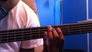 How to play shout music on bass
