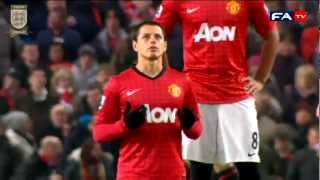 Manchester United Vs Reading Exclusive Tunnelcam And Pitchside Highlights, FA Cup Fifth Round | FATV