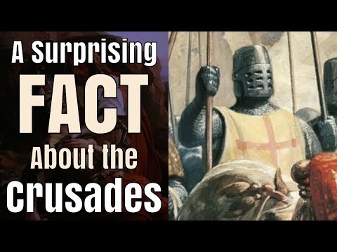 The Most Surprising FACT About the Crusades