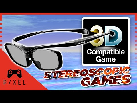 STEREOSCOPIC 3D Compatible GAMES [X360 / PS3] | It