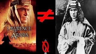Lawrence of Arabia | Based on a True Story