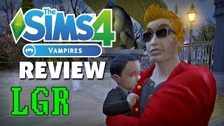 LGR - The Sims 4 Vampires Review (and toddlers!)(Gameplay and overview of the fourth game pack for The Sims 4. What are the new items and supernatural powers? And how do pudgy little toddlers fit into all ..., 2017-01-23T15:00:04.000Z)