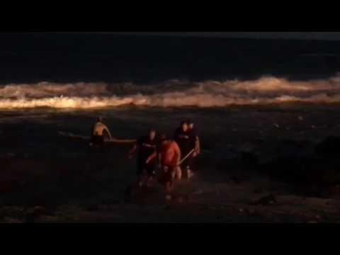 Hawaii ocean rescue