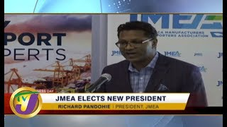 TVJ News Today: JMEA Elects New President - Business Day June 20 2019