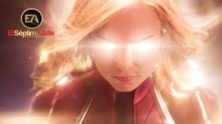 Capitana Marvel - Tráiler español (HD)