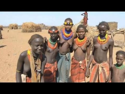 African ethnic groups traditions and daily life 2018
