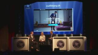 Erfolgsmodell Curated Shopping - Interviewsession an der Connect Konferenz 2016