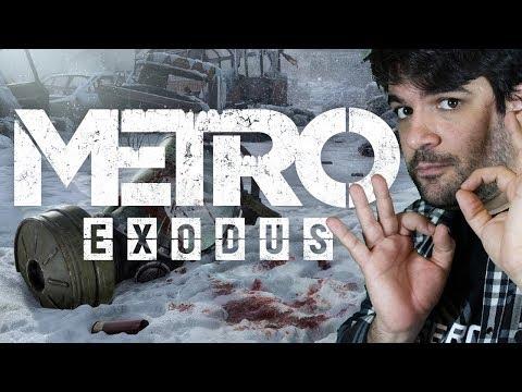 METRO EXODUS | Ecco cosa ne penso