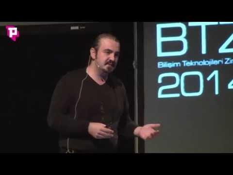 Bilişim Teknolojileri Zirvesi 2014 - Onur Aydın (Doğuş Holding) #btz2014