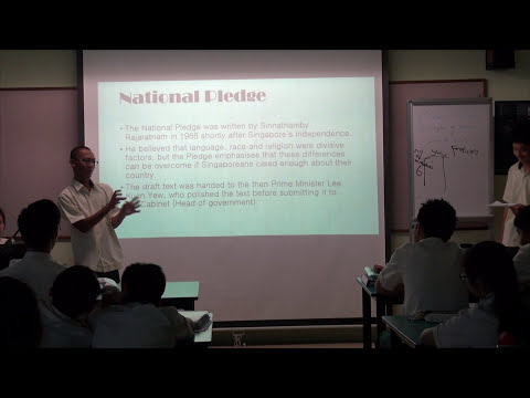 Social Studies - Bonding Singapore (Common Practices)