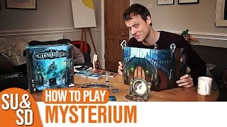 Mysterium - How to Play