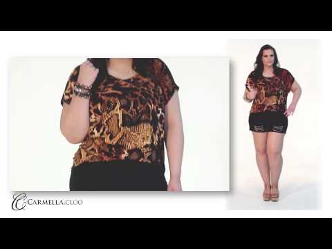 Carmella Cloo  - Look book Summer 16