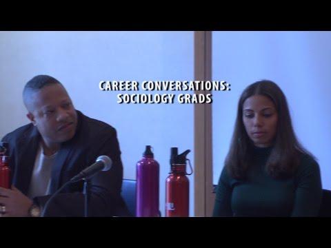 Career Conversations: Sociology