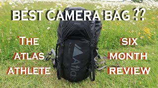 ATLAS ATHLETE BACKPACK: The Six Month Review
