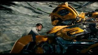Transformers Prime Bumblebee Reacts To Last Knight Beat Up