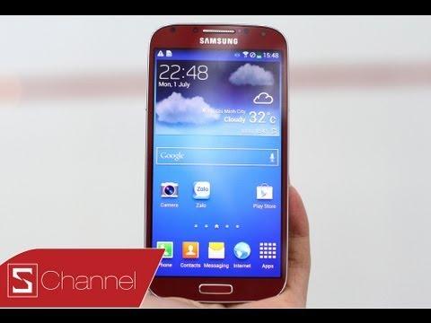 Schannel - Mở hộp Galaxy S4 LTE-A : Siêu phẩm đầu tiên sở hữu chip Snapdragon S800