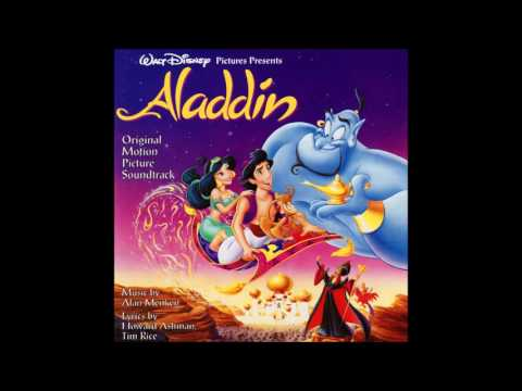 Aladdin (Soundtrack) - A Whole New World (Film Version)