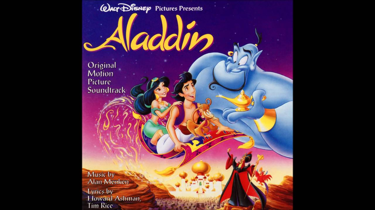 Aladdin (Soundtrack) - A Whole New World (Film Version) - YouTube
