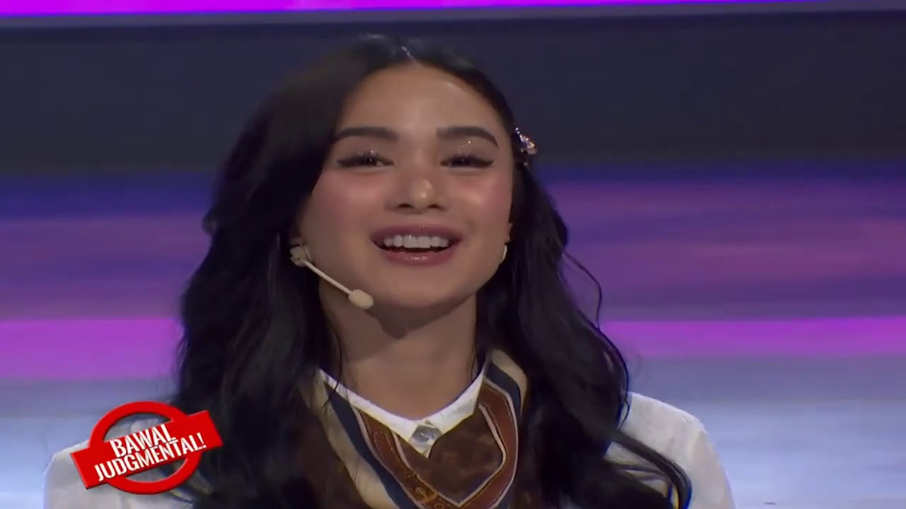Eat bulaga  bawal judgemental heart evangelista / IAM WORLDWIDE AMBASSADOR