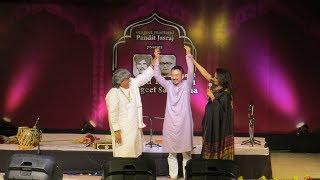 Sri Takahiro Arai is a disciple of Maestro Pt. Sri ShivKumar Sharma...