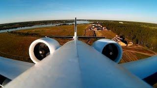 Cessna 550 Turbojet и RunCam