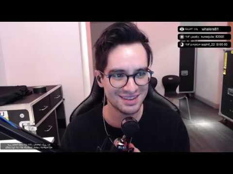 Brendon Urie Twitch - LIVE From A Room In Birmingham! (Part 1) (March 26, 2019)