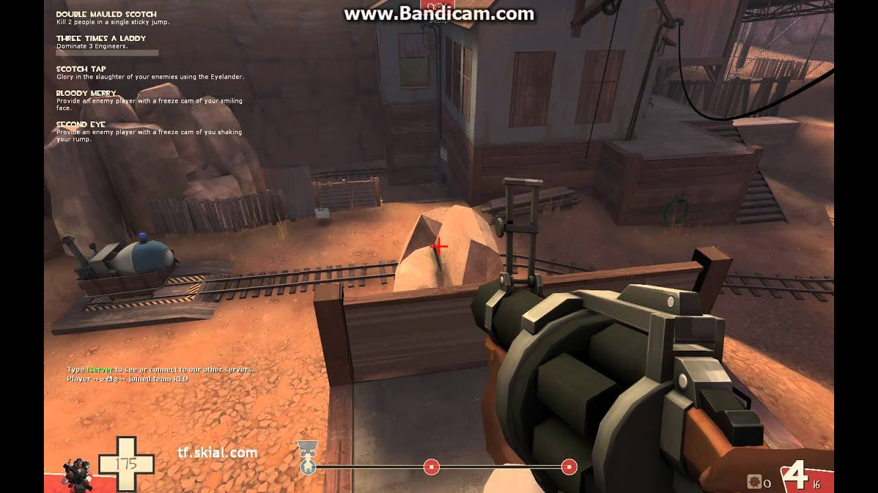 Team Fortress 2 game recording software - more FPS, less Lag
