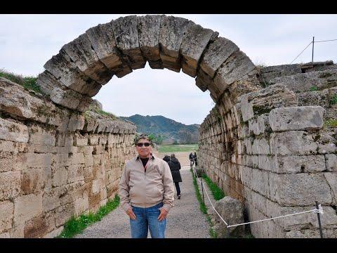 """ Sam Laksanasut's World Tours "" To Olympia, Delphi, Greece Part 2 of 2"