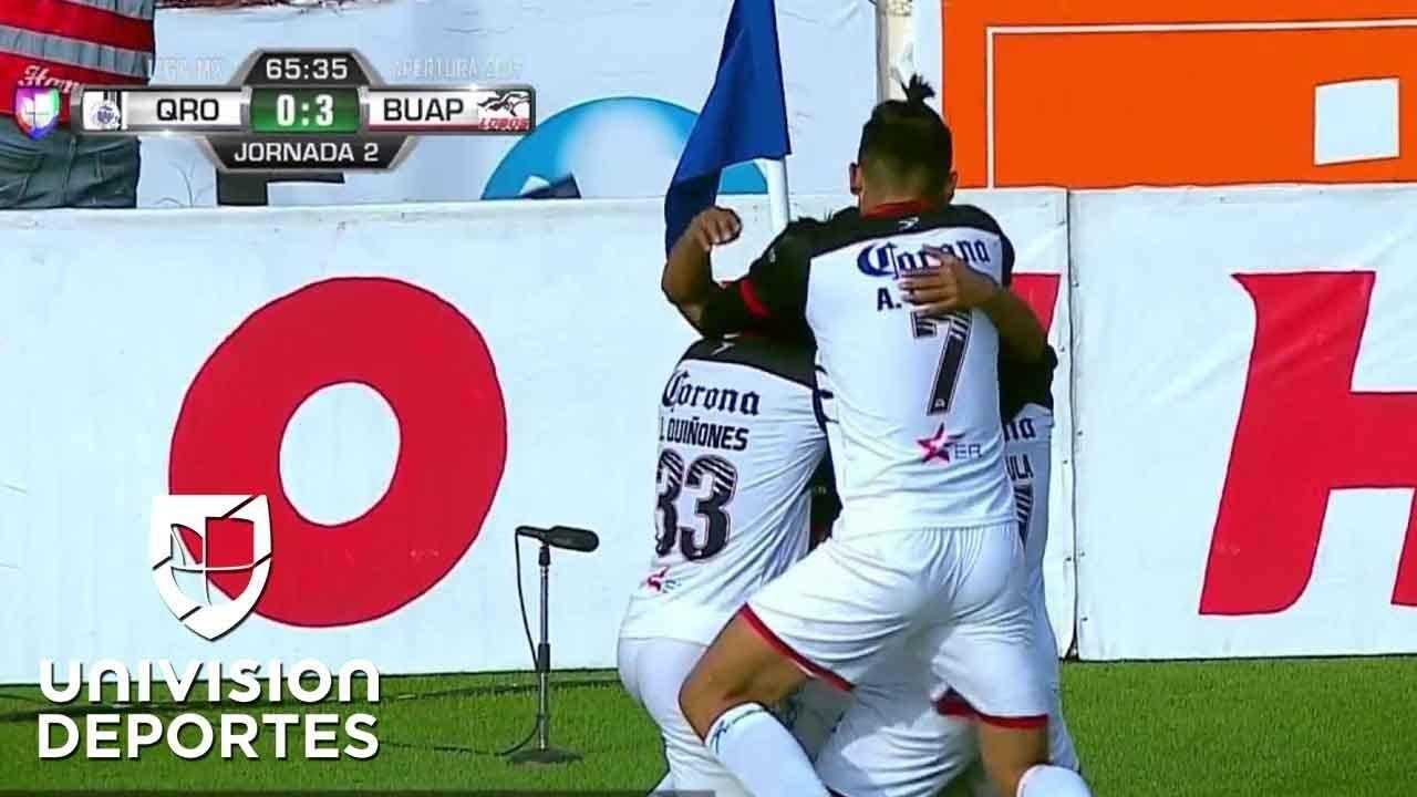 Revive los goles de la Jornada 2 del Apertura 2017 - YouTube fa117ec0eabf0