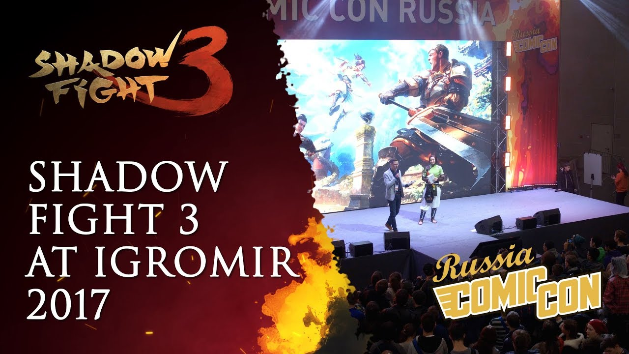 The making of Nekki's mobile brawler Shadow Fight 3   Pocket