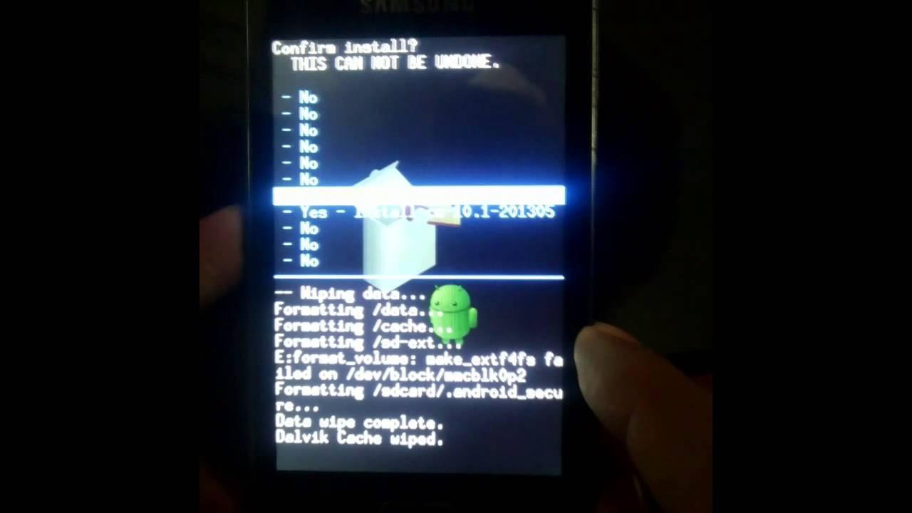 logiciel samsung galaxy ace gt-s5830