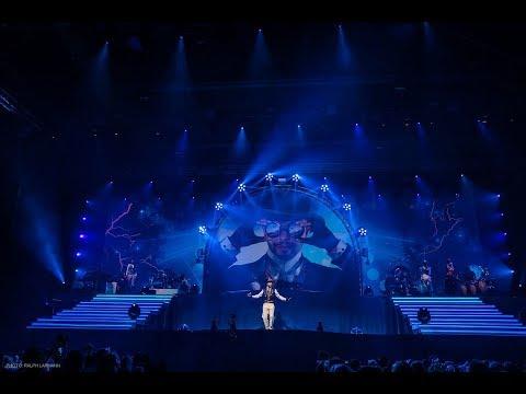 Dj BoBo Mystorial Tour opening | Kaunas (Lithuania) 2017.11.18