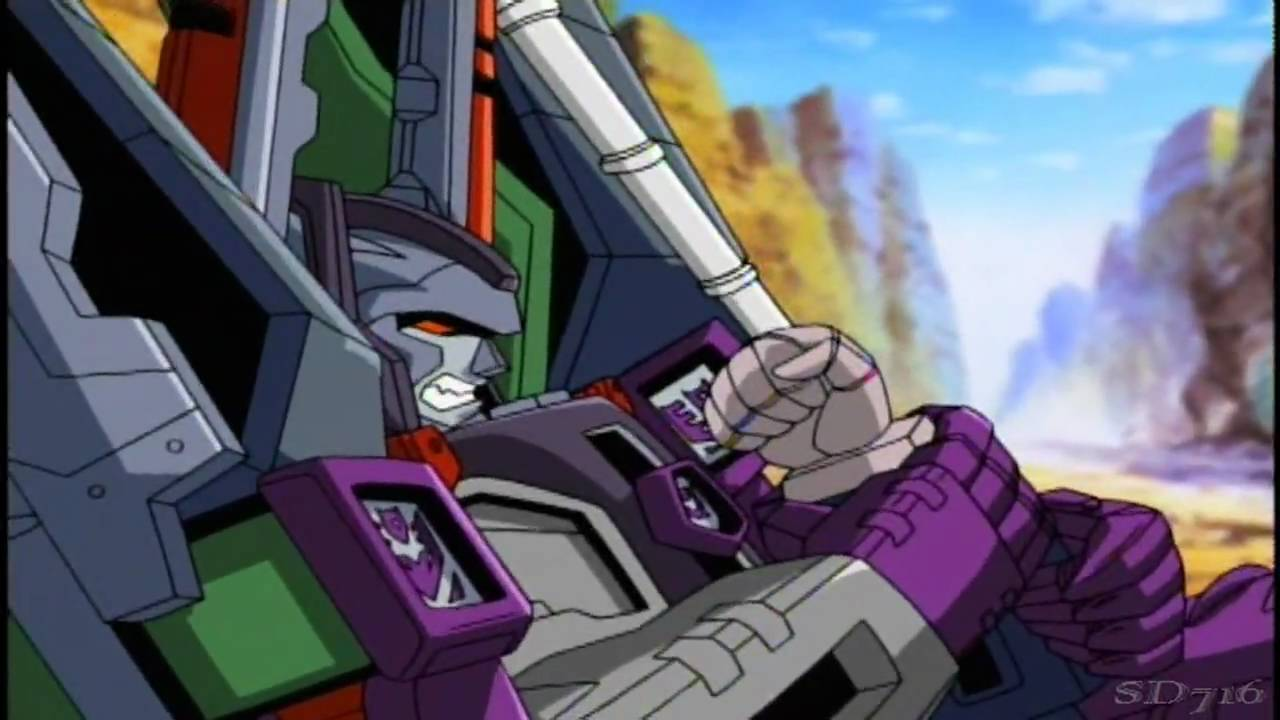 transformers armada - 16 - credulous 1/3 hd - youtube
