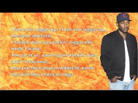 TDE - BET Cypher 2013 (Kendrick Lamar, Isaiah Rashad, ScHoolboy Q, Jay RockAb-Soul) - Lyrics