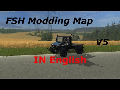 FSH Modding Map V5 Mod spotlight/Review type thing
