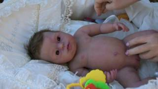 Обложка на видео о Куклы реборн силиконовые