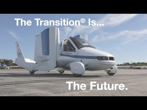 Terrafugia - Transition® Flying Car Introduction [1080p]