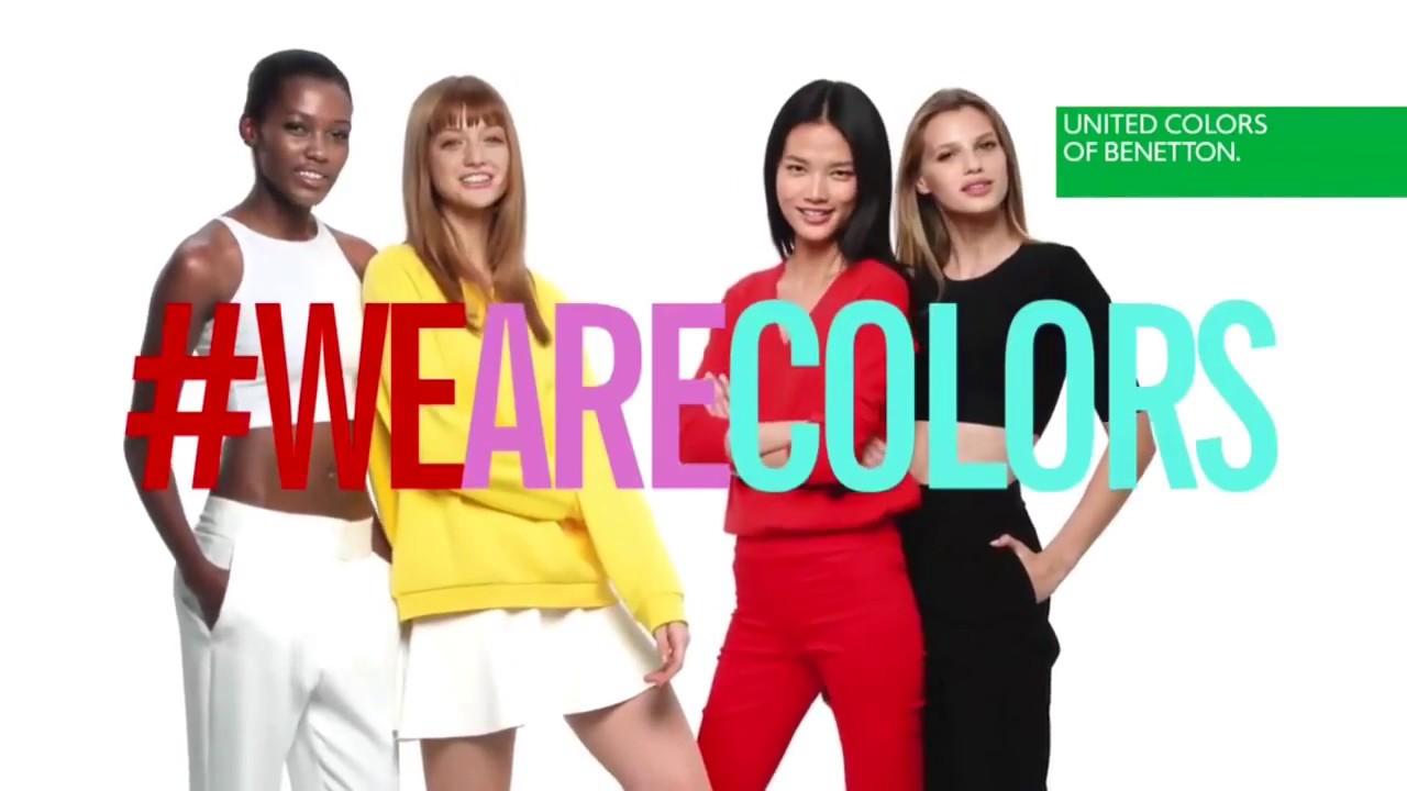 Colors by benetton nuevas fragancias femeninas de benetton for United colors of benetton catalogo 2016