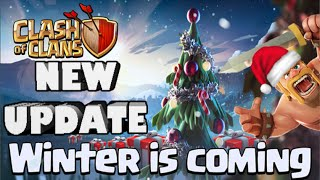 Clash of Clans - *NEW CHRISTMAS UPDATE SNEAK PEEK* New Christmas Tree?