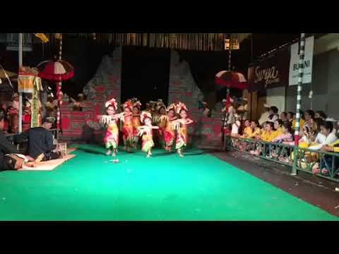 "Balinese ""Welcome Dance"""