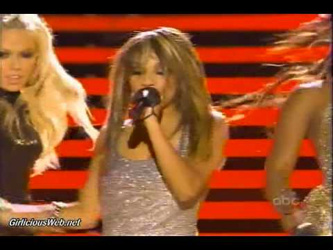 Girlicious-Like Me Live American United In Support of Our Troops