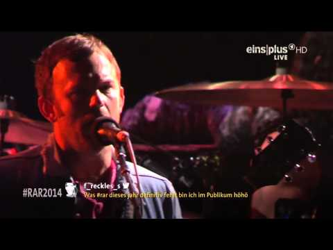 [FullHD] Rock am Ring 2014 - Kings of Leon - Use Somebody LIVE