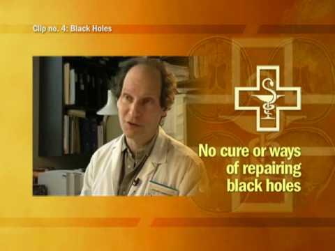 Black Hole Multiple Sclerosis