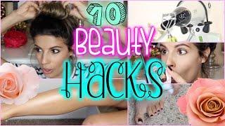 10 Best Beauty Hacks!