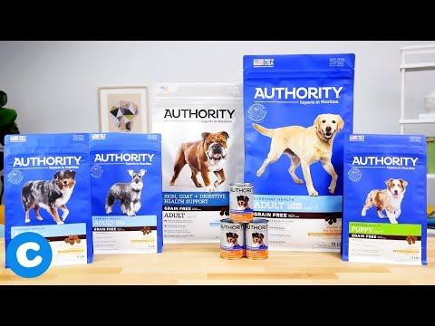 Authority Grain-Free Dog Food