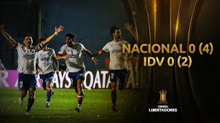Nacional vs. Independiente del Valle [0-0] (4-2) | RESUMEN | Octavos de Final | Libertadores