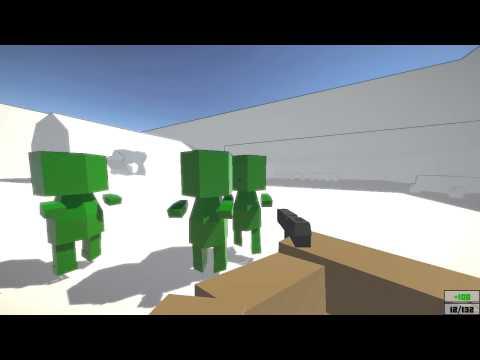 Unity3D FPS [Demo Download]