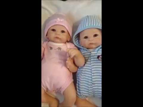 Little Peanut & Benjamin Doll Review!