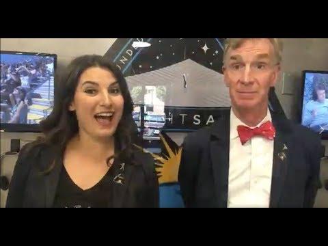 Bill Nye Facebook Live Q+A: LightSail 2